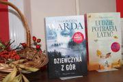 Dwie książki Małgorzary Wardy.