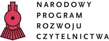 Logotyp Narodowego Programu Rozwoju Czytelnictwa