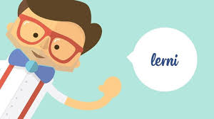 logo platformy internetowej Lerni.